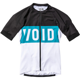 VOID Capsule Maillot Manches courtes Homme, teal banner